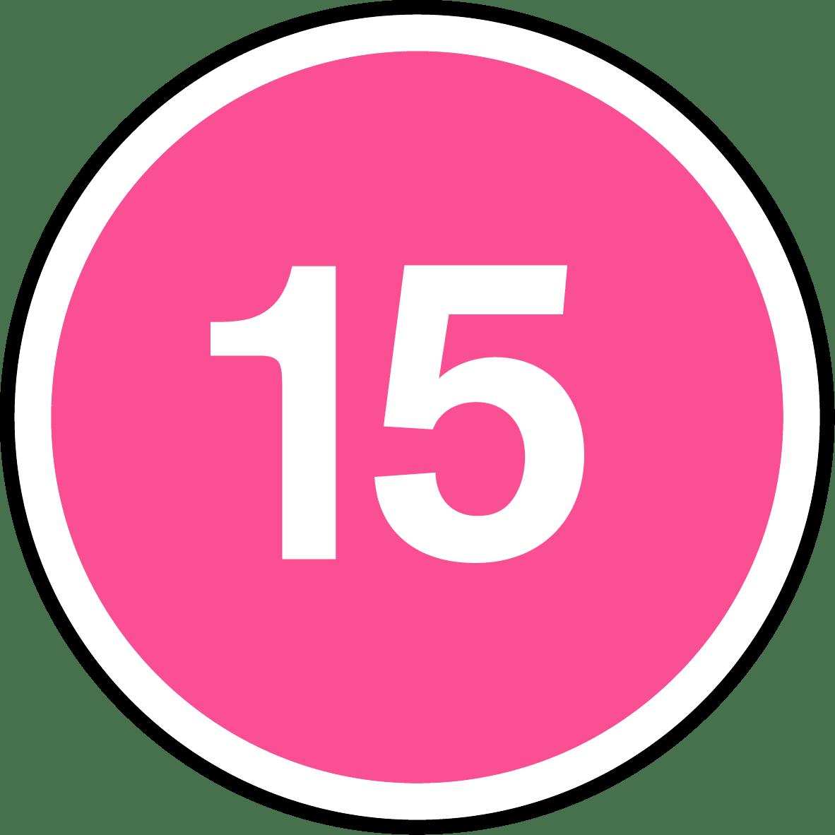 Certfication: 15