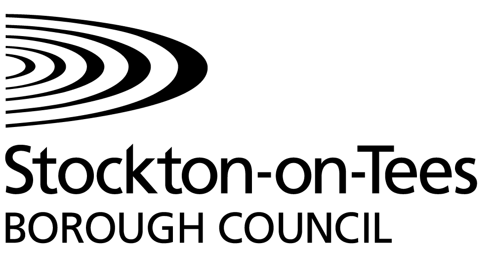 Stockton on Tees logo