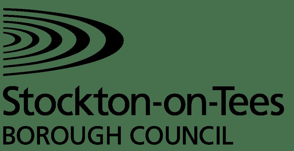 Stockton on Tees logo