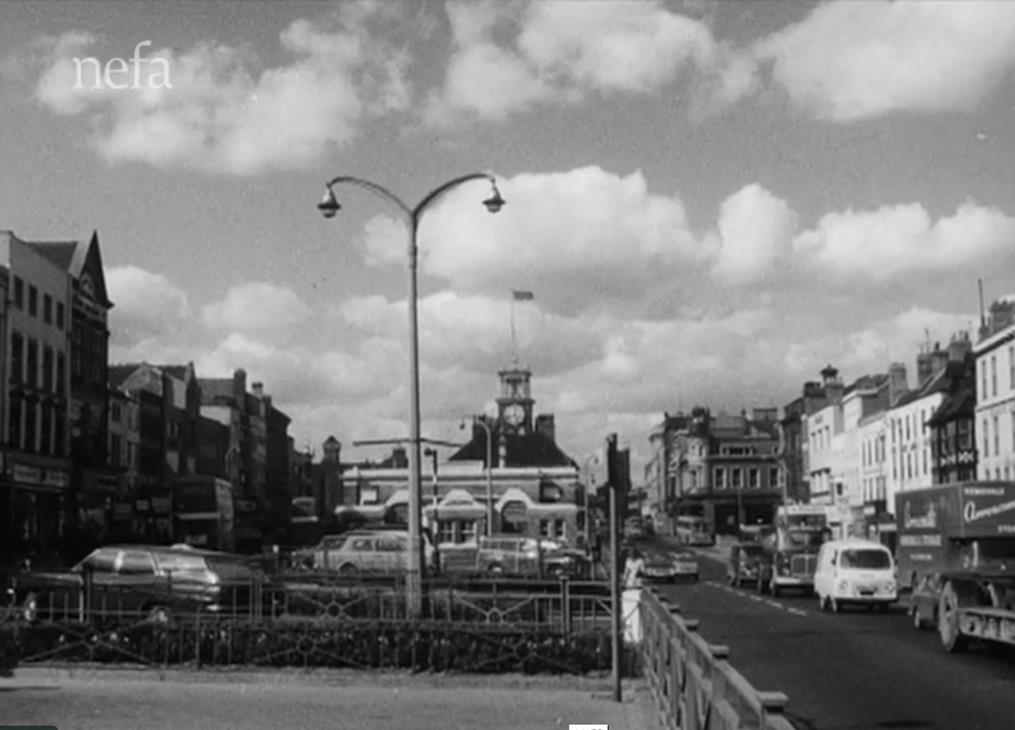 Stockton in the 1960s