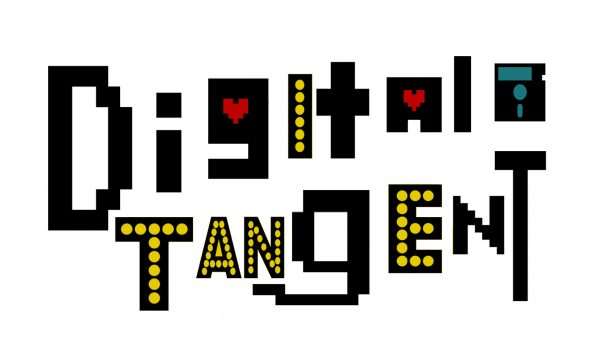 "Stylised text saying ""Digital Tangent"""