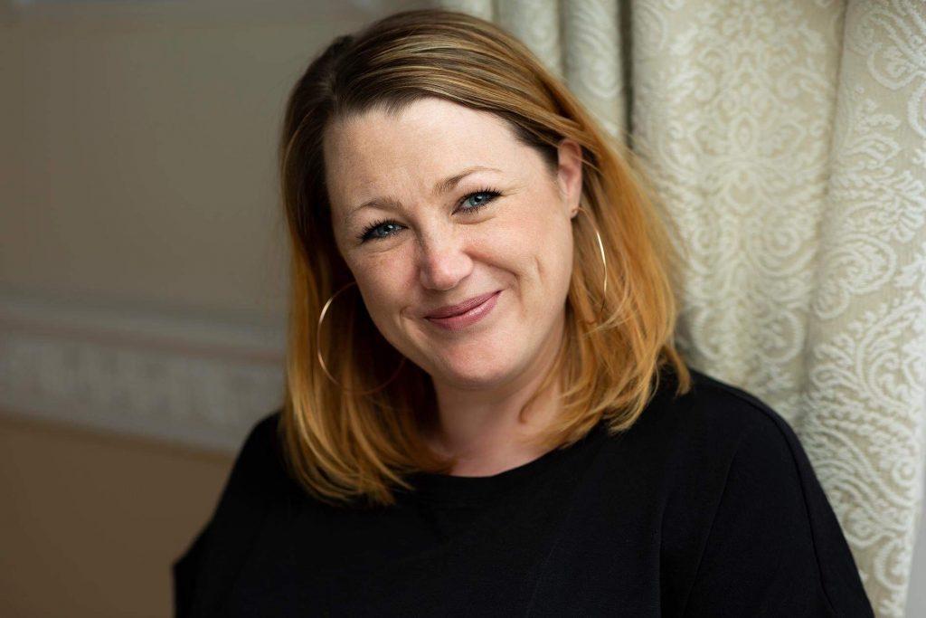 Headshot of Paula Clark